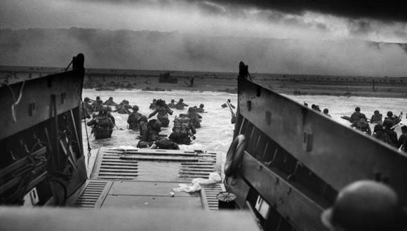 """Desembarco de Normandía: Unos 73.000 soldados estadounidenses formaron parte de las tropas aliadas que desembarcaron en la playa de """"Omaha""""."""