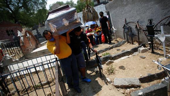 Coronavirus en México | Últimas noticias | Último minuto: reporte de infectados y muertos hoy, jueves 17 de junio del 2021 | Covid-19. (Foto: REUTERS/Gustavo Graf).