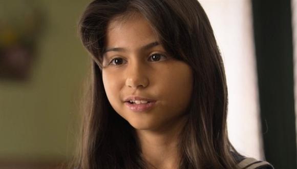 """Madison Taylor Baez es la encargada de interpretar a la versión más joven de la Reina del Tex-Mex en """"Selena: La serie"""" (Foto: Netflix)"""