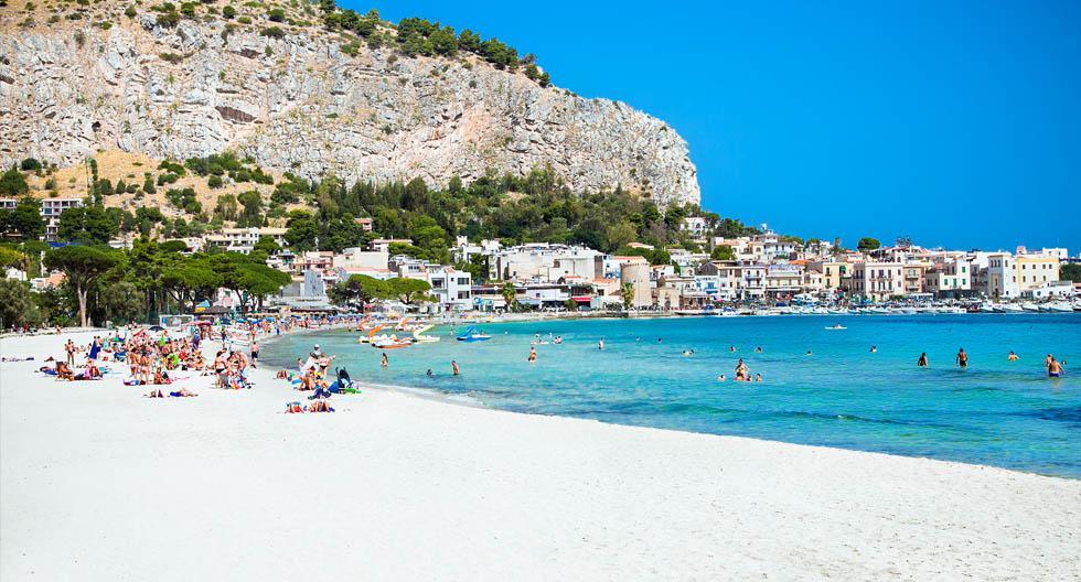 Palermo, Italia. Es la capital de la isla sureña de Sicilia y la quinta metrópoli con mayor población del país (casi 700 mil habitantes).(Foto: Shutterstock)
