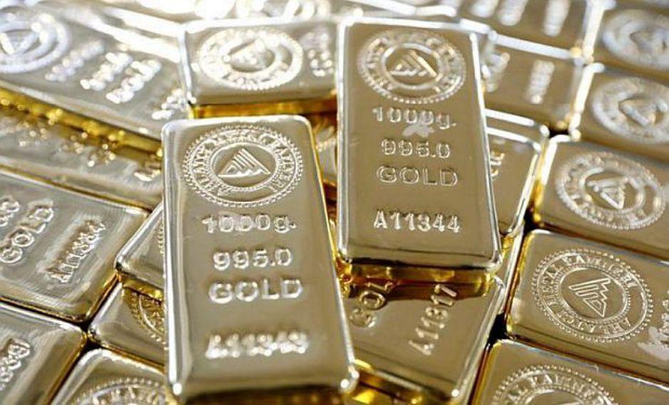 El oro es muy sensible al aumento de las tasas, que eleva el costo de oportunidad de mantener lingotes. (Foto: Reuters)
