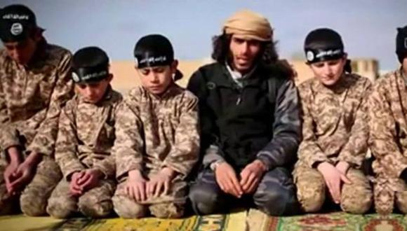 Estado Islámico desplegó a varios niños suicidas en Mosul