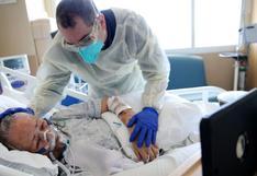 EE.UU. registra 2.046 muertes y 72.203 contagios de coronavirus en un día