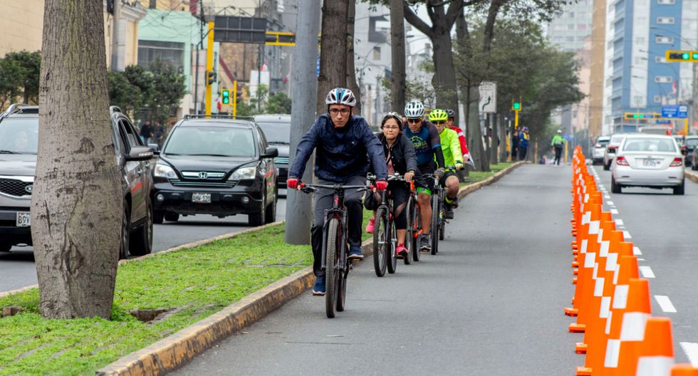 Municipalidad de Lima dispuso ampliación de la vía exclusiva hasta la av. Alcázar durante todo el mes octubre. (Foto: MML)
