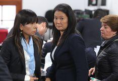 """Giulliana Loza espera que """"no se busque ningún tipo de excusa"""" para excarcelar a Keiko Fujimori"""