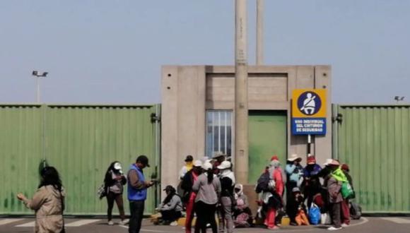 Debido al paro, los alumnos de la provincia de Islay se vieron afectados. (Foto: Zenaida Condori)