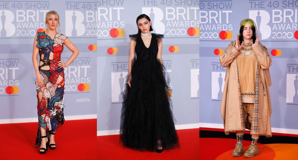 Llegaron los premios más importantes de Gran Bretaña y celebridades lucieron sus looks en la alfombra roja. Recorre la galería para conocer cuáles son los peores y mejores outfits. (Foto: AFP)