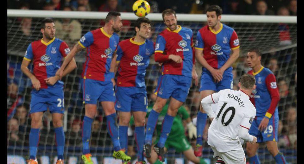 Wayne Rooney cumple una década en el Manchester United - 14