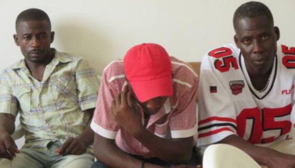 Cien haitianos fueron intervenidos por ingreso ilegal al Perú