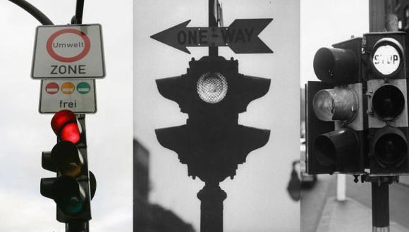 El semáforo cumple un siglo regulando el tráfico