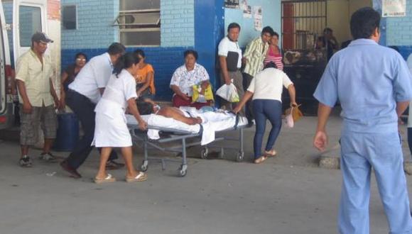 Cusco: turistas resultaron heridos tras vuelco de cúster