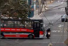 El dramático aumento de accidentes en motocicleta en Miraflores | #NoTePases