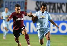 Bolívar derrotó 2-1 a Lanús por Copa Sudamericana 2020