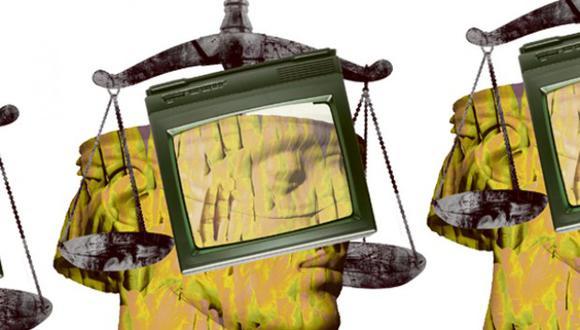 """""""El juez debe aprender a administrar su soledad: esta lo daña si pretende aliviarla con notoriedad"""". (Ilustración: Giovanni Tazza)"""