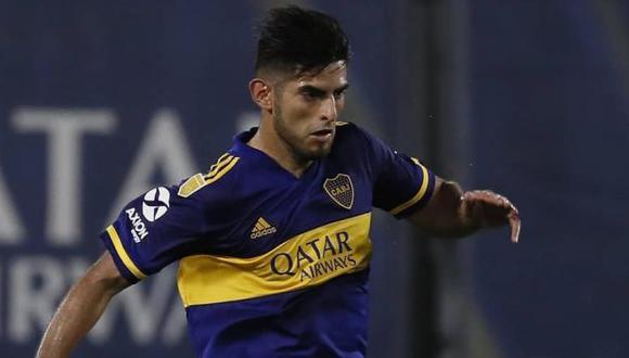 Carlos Zambrano es uno de los señalados en el reporte policial tras incidentes en el Mineirao. (Foto: Boca Juniors)