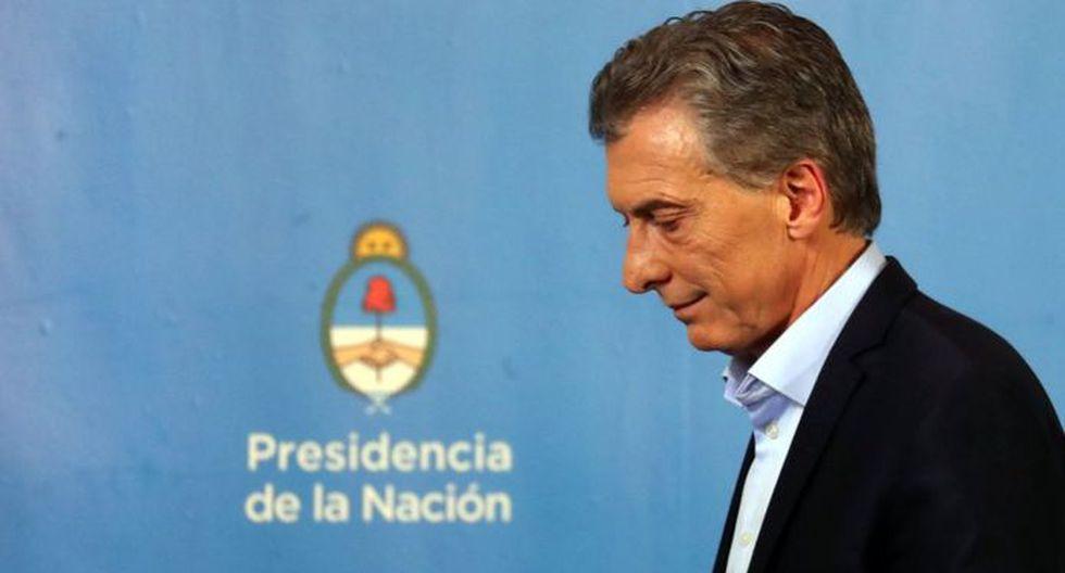 Macri revirtió su política hacia el campo debido a la crisis. (Foto: Ruters)