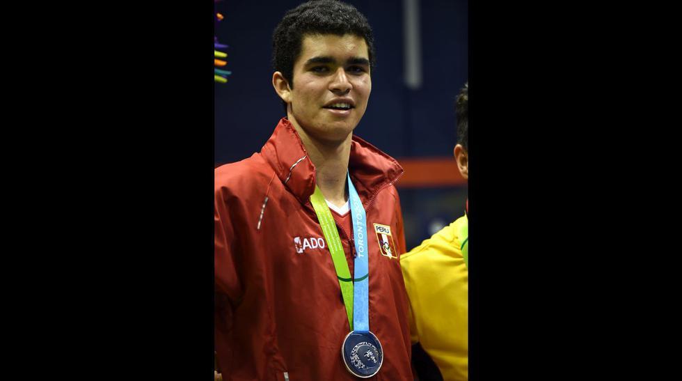 Diego Elías fue premiado con presea de plata en Toronto (FOTOS) - 7
