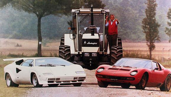 Ferruccio Lamborghini también tendrá una película