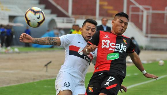 Melgar vs. San Lorenzo EN VIVO EN DIRECTO: se enfrentan por la fase de grupos de la Copa Libertadores 2019. (Foto: AFP)