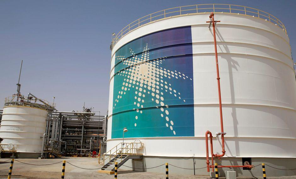 Arabia Saudita: Aramco, el mastodonte petrolero responsable de la prosperidad del reino saudita. (Reuters).