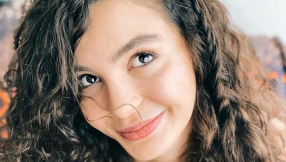 """Ebru Şahin es conocida principalmente por su papel de Reyyan Şadoğlu en """"Hercai"""" (Foto: Ebru Şahin / Instagram)"""