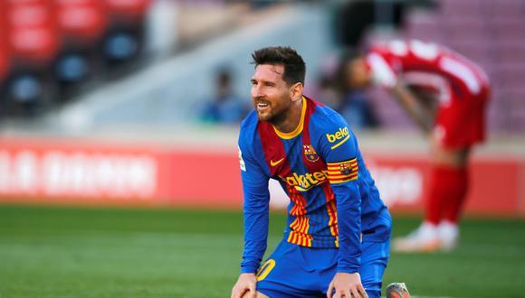 Lionel Messi se encuentra con la Selección de Argentina por la Copa América 2021. (Foto: EFE)