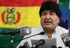 """Evo Morales desde Argentina: """"El resultado de las elecciones debe ser respetado por todos"""""""