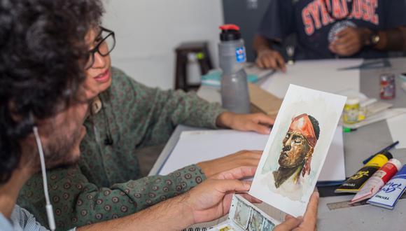 Con cien años de creación dedicado a impulsar el desarrollo de las artes plásticas, Ensabap recibe a estudiantes de todas las regiones del país.