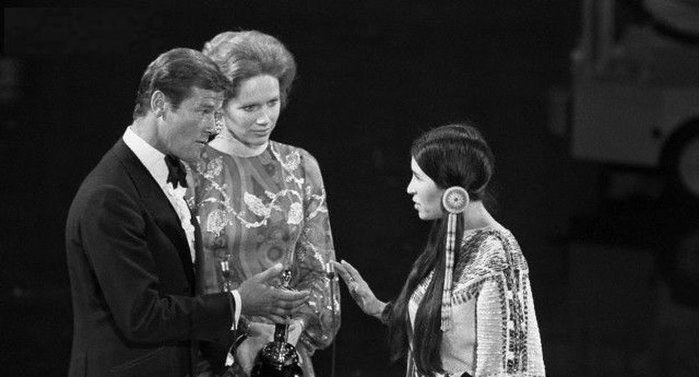 La ceremonia de los premios más importantes de Hollywood ha sido tribuna de diversos mensajes políticos y sociales. El racismo y la desigualdad de género aún no se superan. En 1973, Sacheen Littlefeather rechazó el premio en nombre de Marlon Brando y marcó un punto de inflexión en este campo.