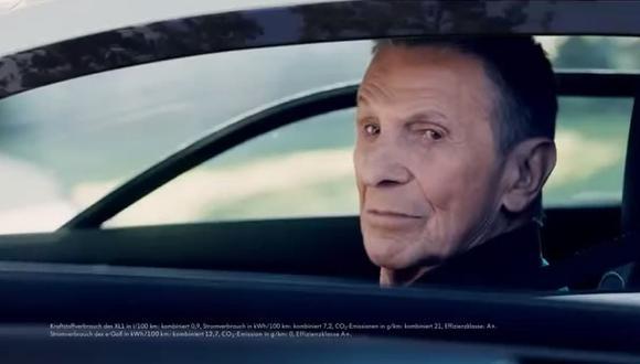 Volkswagen y Star Trek se unen en comercial del e-Golf