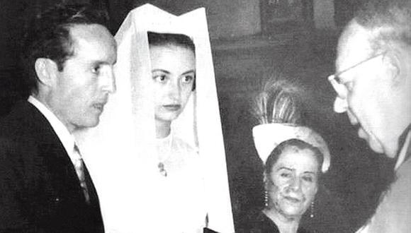 Roberto Gómez Bolaños se casó por primera vez en 1968 con Gabriela Fernández (Foto: Roberto Gómez Bolaños)