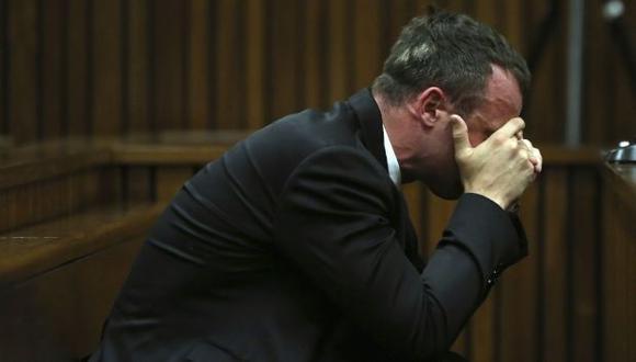 Pistorius pide perdón a la familia de Reeva Steenkamp