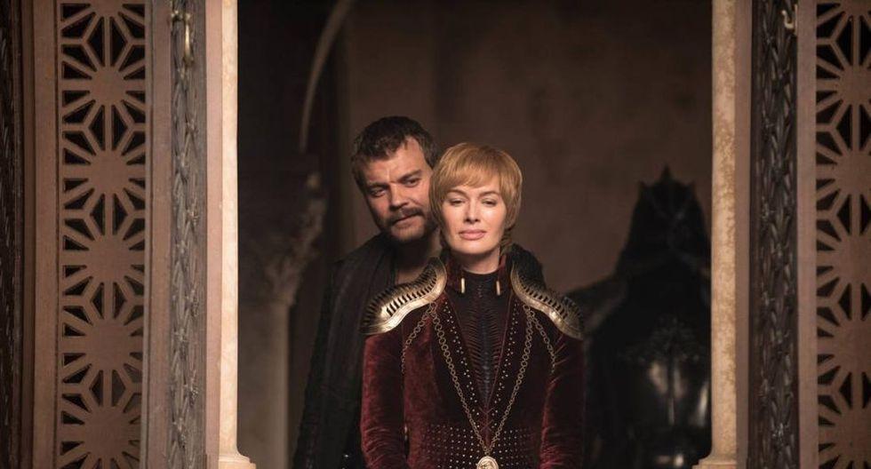 En Desembarco del Rey, Cersei y Euron siguen con sus planes (Foto: Game of Thrones / HBO)
