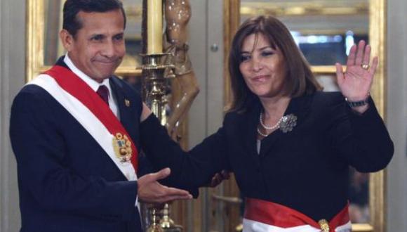 Humala en visitas oficiales en Panamá y Colombia desde mañana