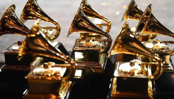 Ya se conocen a los nominados para los premios Grammy 2021 que se celebrarán en enero del próximo año. (Foto: DON EMMERT / AFP)