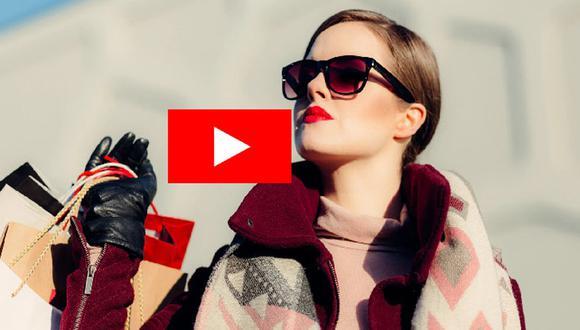 Conoce qué contenido podrás ver a través de la nueva plataforma de Google: YouTube Fashion. (Foto: YouTube)