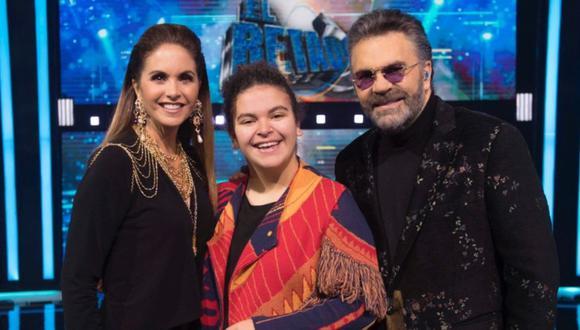 El retador México tiene como jurados de lujo a Lucero, Mijares e Itatí Cantoral, quienes evalúan a los participantes en canto, imitación y baile. FOTO: Twitter.