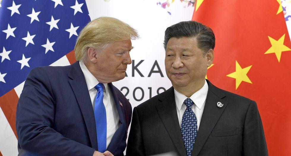 Estados Unidos y China se impusieron la semana pasada aranceles recíprocos en una escalada más de las tensiones comerciales. (Foto: AP)