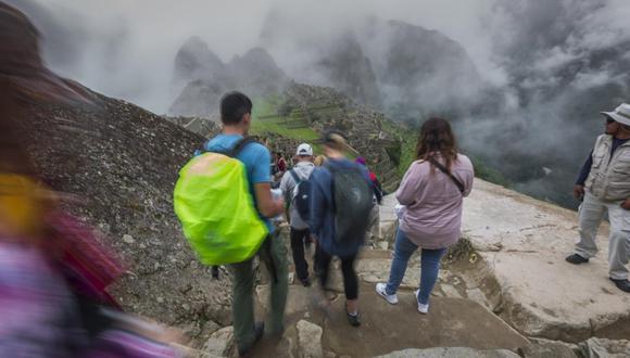 El turismo se reactivo en Machu Picchu desde el 19, aunque hay incertidumbre entre viajeros y empresas del sector. (Foto: GEC)
