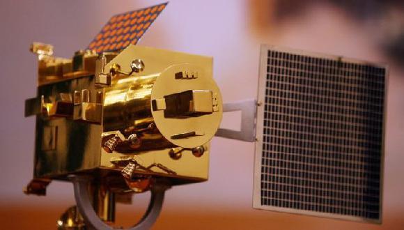 NASA encuentra sonda espacial que estuvo perdida ocho años