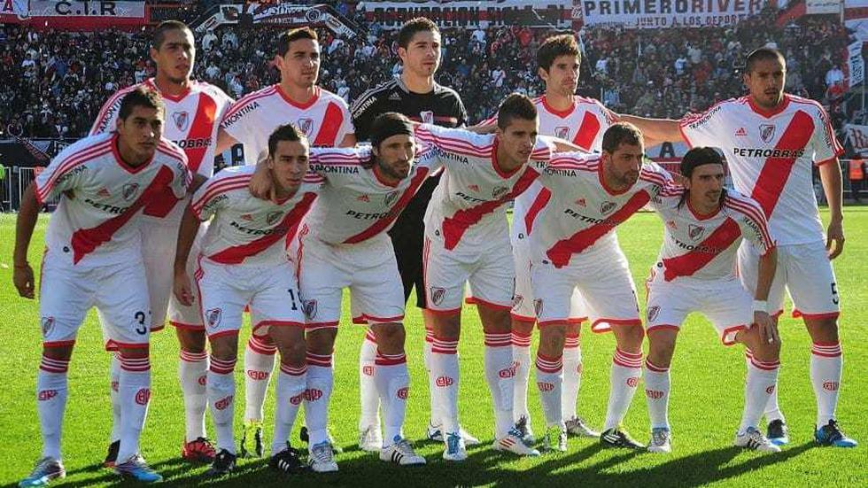 Equipo de River Plate