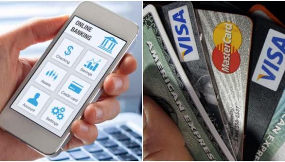 Cada vez más personas usan las app móviles de sus bancos para hacer operaciones bancarias (Foto: Maricielo Garvan)