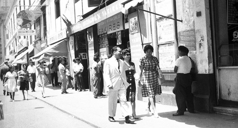 En el verano de 1962 usar lentes de sol era una tendencia. Foto: GEC Archivo Histórico