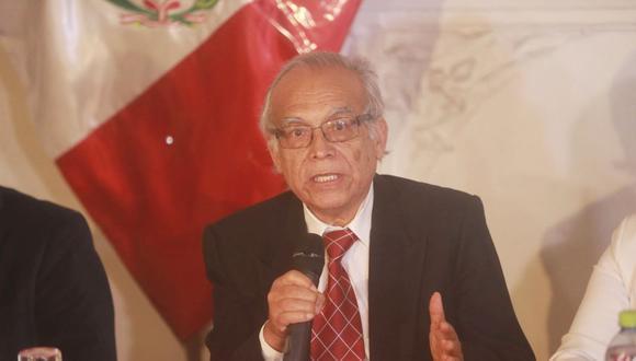 """El abogado rechazó que se diga que candidato presidencial Pedro Castillo """"es comunista"""" porque forme parte de Perú Libre. (Foto: Andina)"""