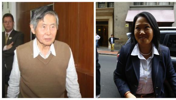 Keiko Fujimori anunció que las clases empezarán en los próximos días. (Fotos: Archivo El Comercio)