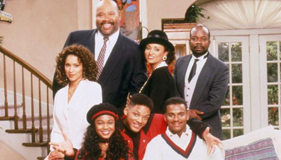 """El reparto de """"El príncipe del rap"""" se reunirá en un programa especial que celebrará el 30 aniversario del estreno de esta exitosa serie. (Foto: NBC)"""