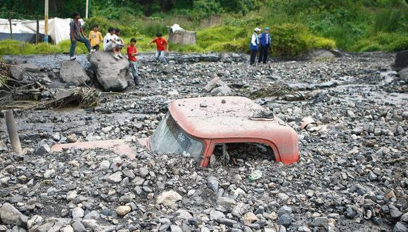 Desastres naturales: más de 18 mlls. son vulnerables en el país