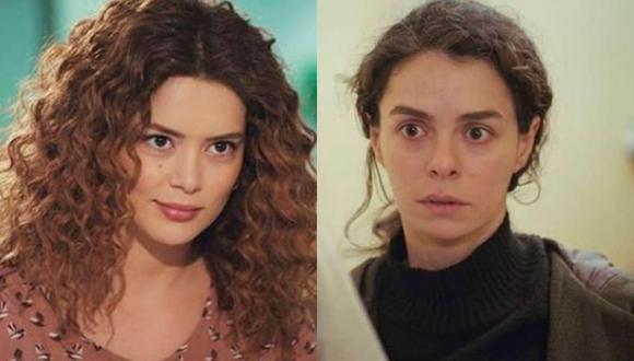 A Sirin no le importa nada ni nadie con tal de ver infeliz a su hermana Bahar. (Foto: Fox Turquía)