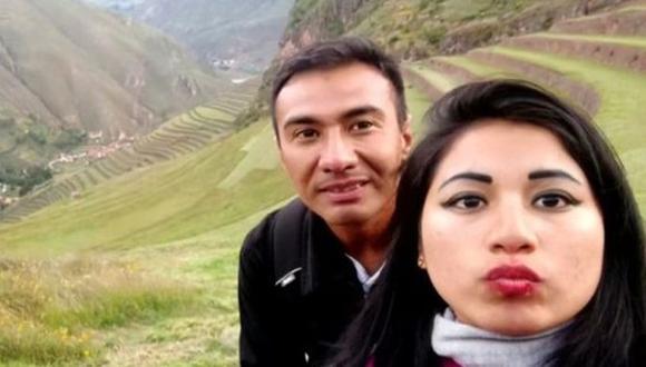 La víctima vivía con su pareja, Juan Isaac Palomino Fernández, de 41 años, desde hacía dos semanas, aunque sostenían una relación de un año (Facebook)