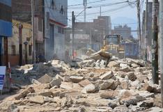 """Saliente gestión de La Victoria sobre el avance de obras: """"La principal dificultad es la burocracia"""""""